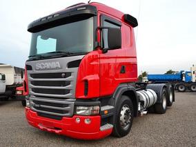 Scania G 380 Em Ótimo Estado De Motor