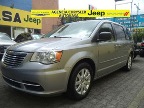 Chrysler Town & Country 2015 5p Li V6 3.6 Aut
