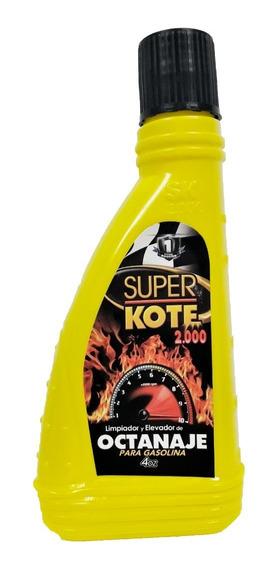 Superkote 2000 Octanaje Para Gasolina 4oz