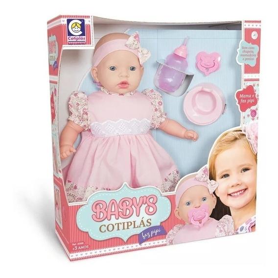 Boneca Infantil Baby