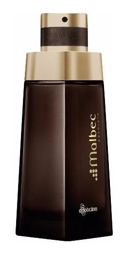 Perfume Malbec Absoluto 100ml Original O Boticário