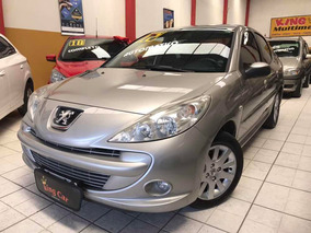 Peugeot 207 Passion 1.6 2012 Automatico Kingcar Multimarcas
