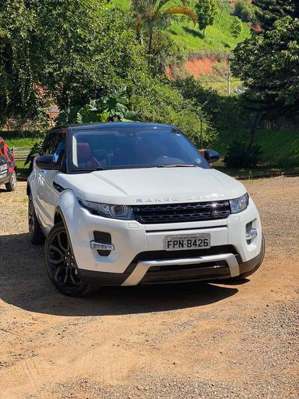 Land Rover Range Rover Evoque Evoque Dynamic 2.0