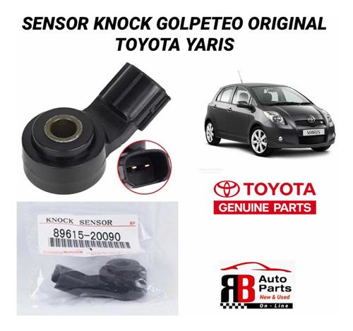 Sensor Knock Golpeteo Toyota Yaris, 4runner, Corolla, Hilux