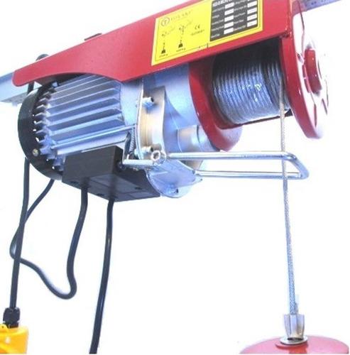 Tecle Electrico 220v 1000 Kilos Japones