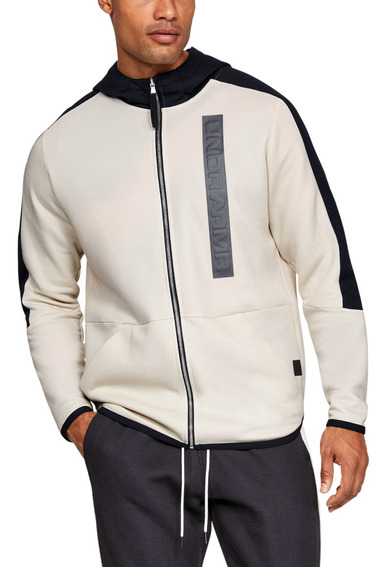 Campera Under Armour Pursuit Versa Fz Hoodie 1326748-112