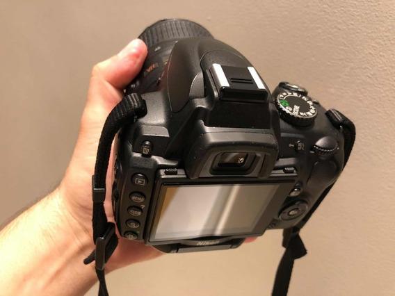 Nikon D5000 Semi Nova ! Apenas 13300 Cliques !