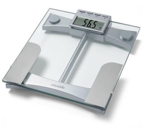 Bascula De Peso,agua,grasa 10 Usuarios Ws100 Microlife