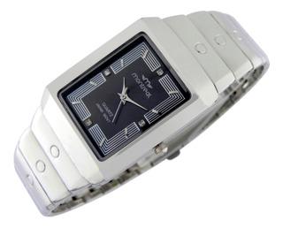 Reloj Montreal Hombre Ml760 Metal Caja Extradelgada