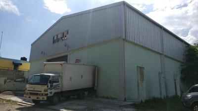 Inmo Fajardo Vende Nave Industrial En Santo Domingo Oeste