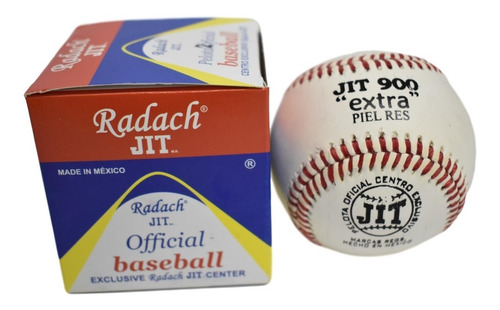 Imagen 1 de 3 de Docena De Pelota Para Beisbol Jit 900