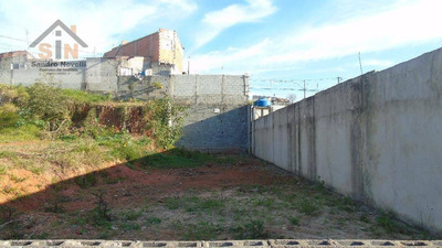 Terreno 175m² Plano, Residencial À Venda, Jardim Horto Do Ipê, Itaquaquecetuba. - Codigo: Te0043 - Te0043