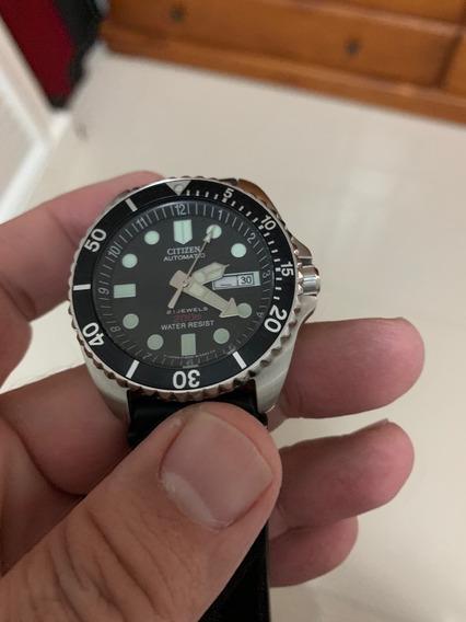 Relógio Citzen Ny2300-09e - De Coleção!