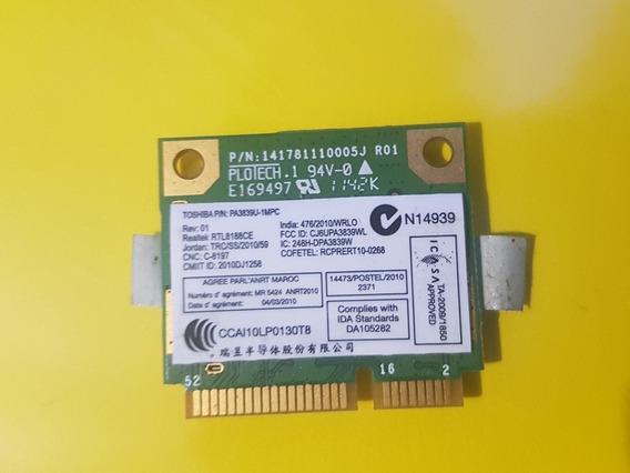Placa Wifi - Notebook Toshiba C660
