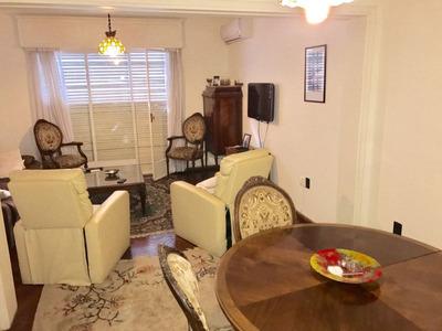 Apartamento En Venta De 3 Dormitorios En Punta Carretas