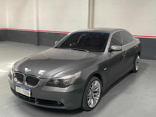 Bmw Serie 5 2008 2.5 525i