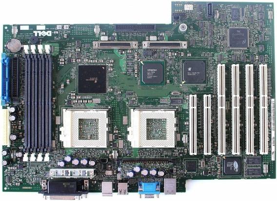 Cpu Dell Para Servidor 1h734 Rev.a03 Pe1400 Para Ret. Peças
