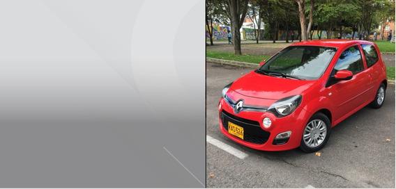 Renault Twingo New Fii Rojo 2013
