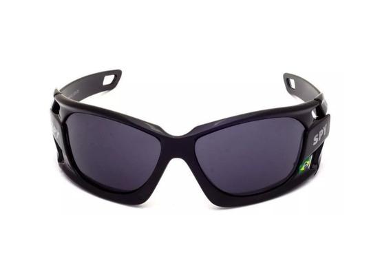 Óculos De Sol Spy Original Hammer 67 Preto / Lente Escura