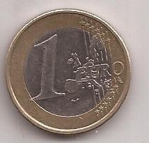 Finlandia Moneda De 1 Euro Año 2002 !!