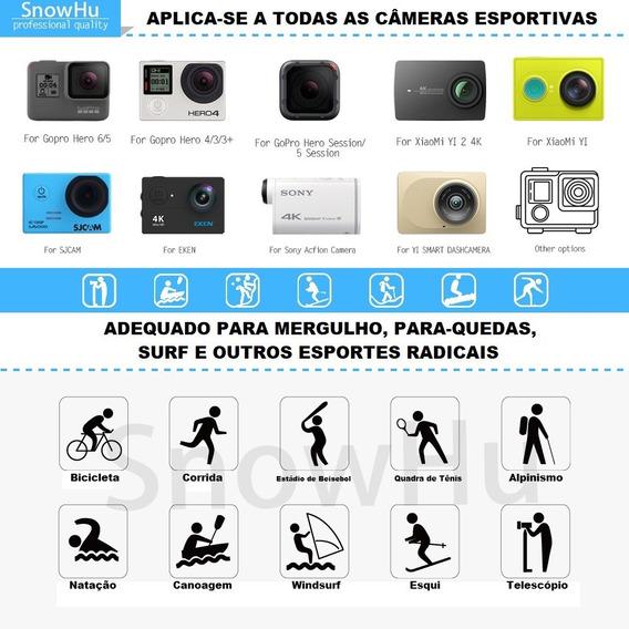 Kit De Acessórios Para Câmera De Ação 4k Gs42