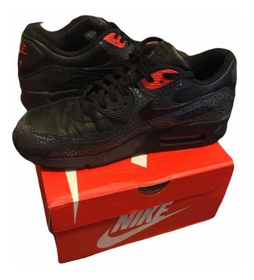 Zapatillas Nike Air Max 90 Black/safari