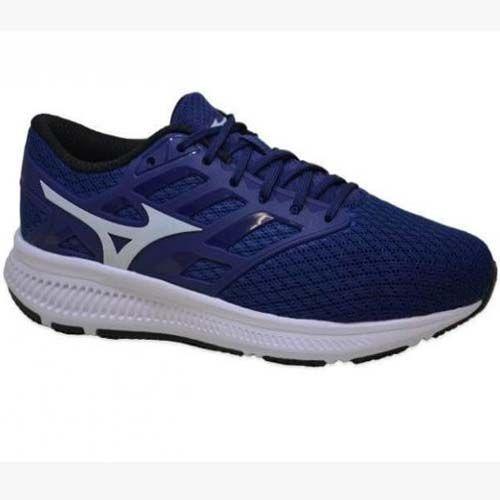 Tênis Masculino Mizuno Action Running Knit 4144307 - Azul