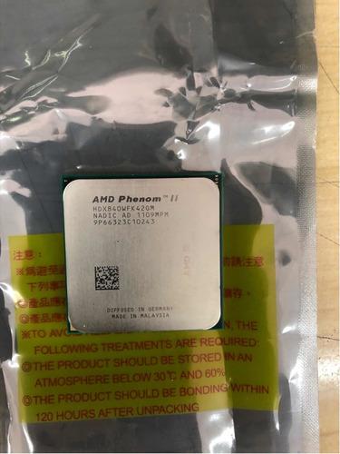 Processador Amd Phenon Ii X4 840 3.2ghz Socket Am2+/ Am3