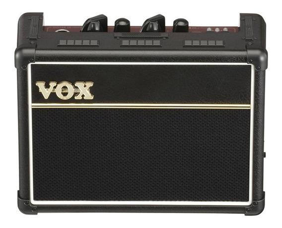 Amplificador Guitarra Electrica Vox Ac-2 Rv Gt 2w Fx Ritmos