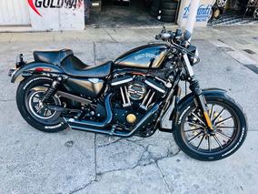 Harley Davidson Iron 883 Nacional Nueva Sup Equipad Uni/dueñ