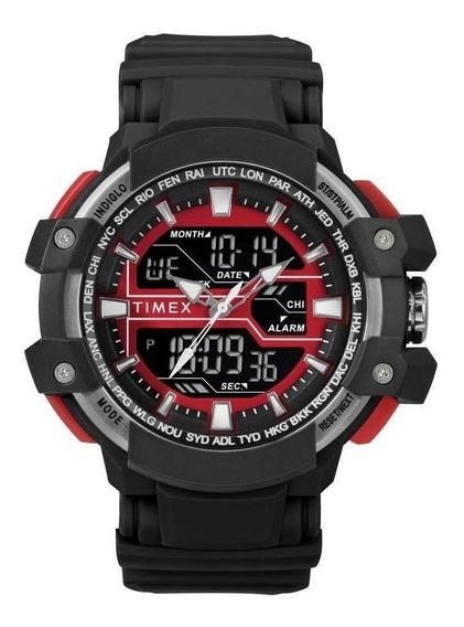 Reloj Hombre Timex Tw5m22700 Deportivo Analogo Digital