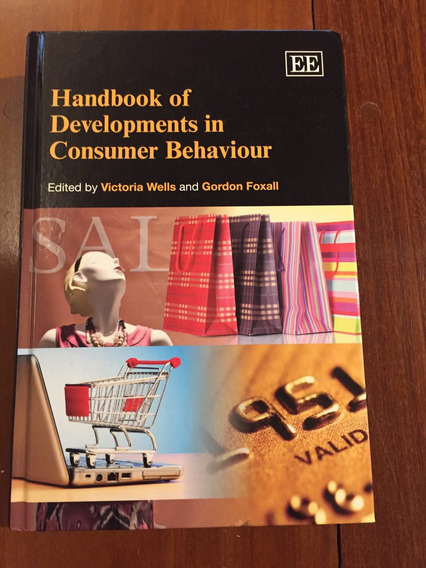 Handbook Of Developments In Consumer Behaviour Ee 602 P