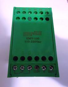 Rele Amplificador Para Sensores Sense Kmv-100