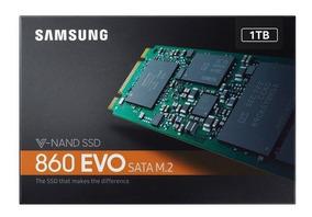 Ssd 1tb M2 Sata Samsung 860 Evo 1000 Gb M.2 V Nand Nf