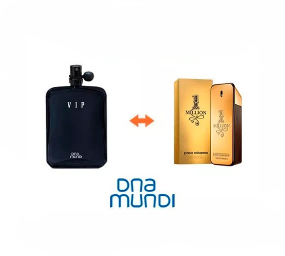 1 Million Perfume Vip Dnamundi Original 100ml Lacrado