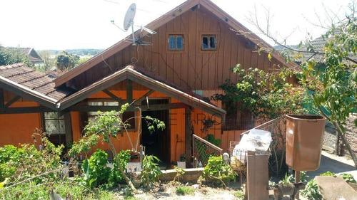 Imagem 1 de 9 de Casa Em São Rafael, Canela/rs De 68m² 3 Quartos À Venda Por R$ 220.000,00 - Ca1054391