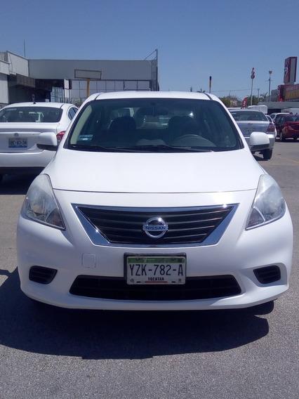 Nissan Versa Sense 1.6 Tm 2014