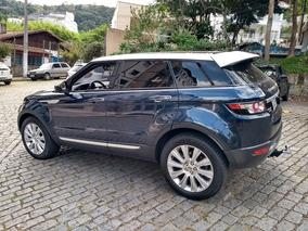 Land Rover Evoque 2.2 Turbo Diesel Ano 2015 Novíssima!