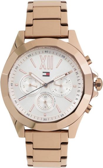 Relógio Tommy Hilfiger Th1781847 Chelsea Orig Chron Anal Gol