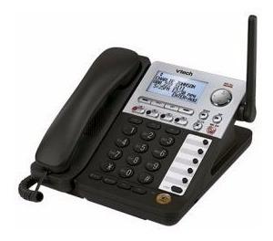 Sj5030 Telefono Inalambrico De Escritorio Vtech Para Sj5050