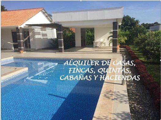 Alquilo Casas, Fincas Cundinamarca , Villavicencio, Tolima