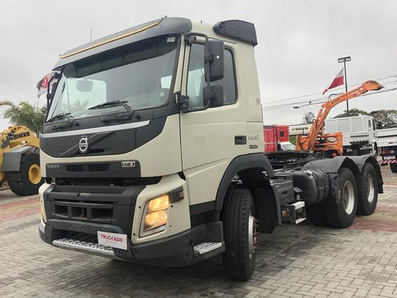 Volvo Fmx 500 2016 6x4 =mb 3344 Mercedes Scania Daf Fh