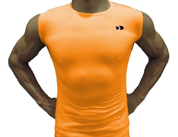 Xl Y Xxl Casaca O Camiseta (sin Mangas) De Licra Dry-fit