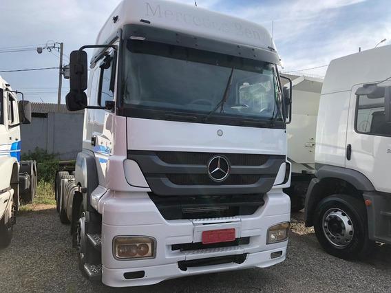 Mercedes-benz Mb 2644 Ano 2012 Semi Automático Único Dono