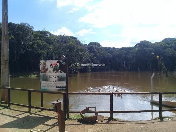 Cod.303 Maravilhoso Lote De 3.450m2 + 2.000m2 Com Belo Lago