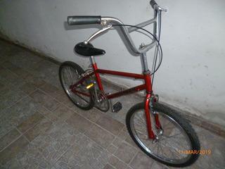 Bicicleta Rodado 20 Tipo Bmx De Nene Reacondicionada