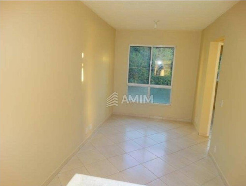 Apartamento Com 2 Dormitórios À Venda, 60 M² Por R$ 235.000,00 - Barreto - Niterói/rj - Ap4042