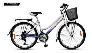 Bicicleta Aurora Aurorita Ona 24