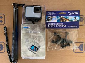 Câmera Filmadora Gopro Hero 7 Silver