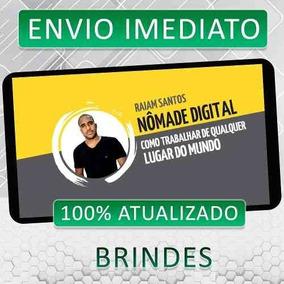 Nomade Digital Raiam Santos Curso Completo Atualizado!